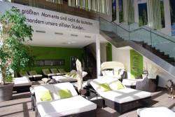 Pssst-Raum in der Grimming-Therme