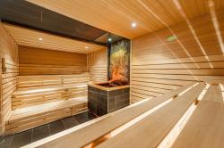 Sauna im TAUERN SPA